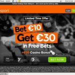 888 Sport Join Free Bet