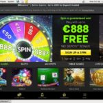 888casino Max Payout