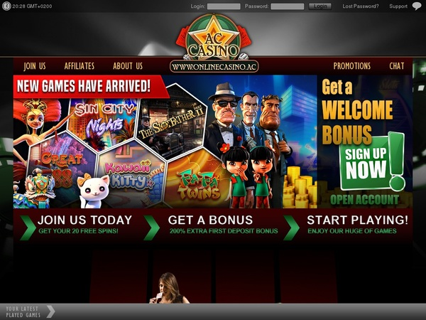 AC Casino Coupon Code
