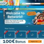 Betworld Bonuses