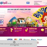 Bingo Hall Mobile Slots