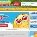 Bingo Hearts Limited Offer