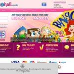 Bingohall Accept Paypal