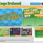 Bingoireland Pay By Mobile