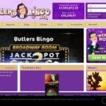 Butlers Bingo Online Slots