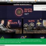 Casino Barcelona Sign Up Page