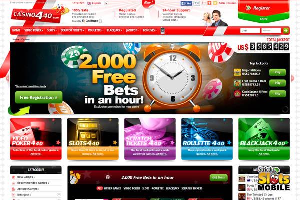 Casino440 Tips