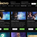 Casinovo Promotions Android