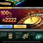 Club SA Casino 保証金