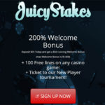 Deposit Bonus Juicy Stakes