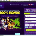 Dreams Casino Special Bonus
