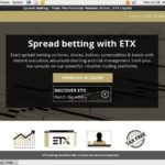 Etxcapital Matched Bet