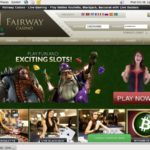 Fairwaycasino Desktop Site Login
