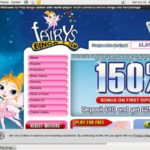 Fairysbingo Register Bonus