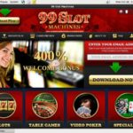 Get 99 Slot Machines Account