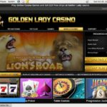 Goldenladycasino Best Welcome Bonus