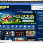Goldfishka Online Casino Games