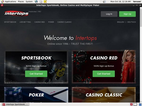 Intertops Slots Rtp
