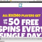 Kozmocasino Player Account