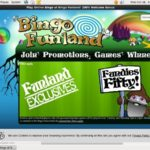 Login To Bingofunland