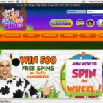 Lucky Cow Bingo Free Bet Offer