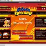 Mobile Slots Inferno Casino