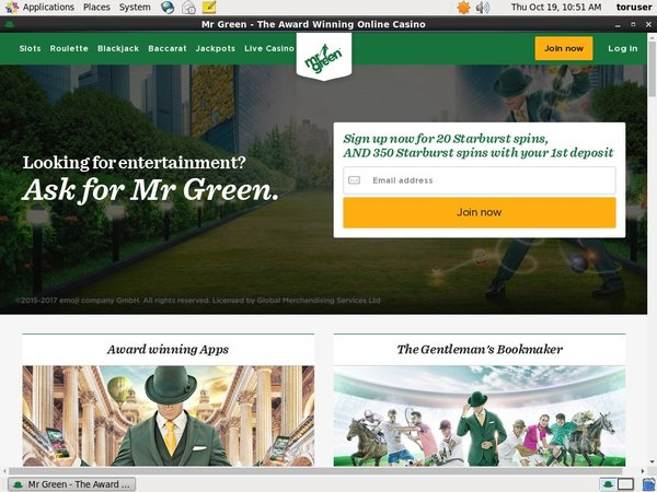 Mrgreen Sign Up Offers