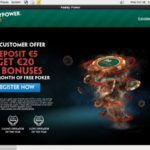 Paddy Power Poker Bonus Terms