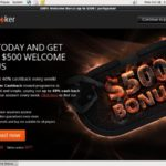 Partypoker Wagering
