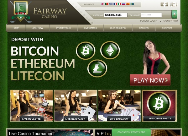 Pay For Fairway Casino