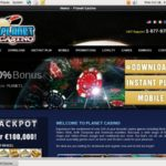 Planet Casino Pay By Mobile