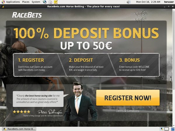 Race Bets Online Casino