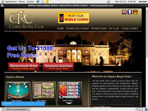 Royal Casino Club With Bitcoin