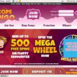 Scopebingo Casino Deposit