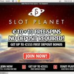 Slot Planet With Credit Card