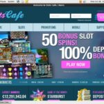 Slots Cafe Withdrawal Reviews
