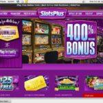 Slotsplus Deposit Bonus