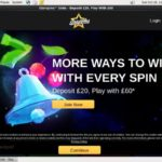 Star Spins Account Bonus