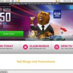 Tedbingo Deposit Play With