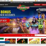 Vegas2web Casino Login