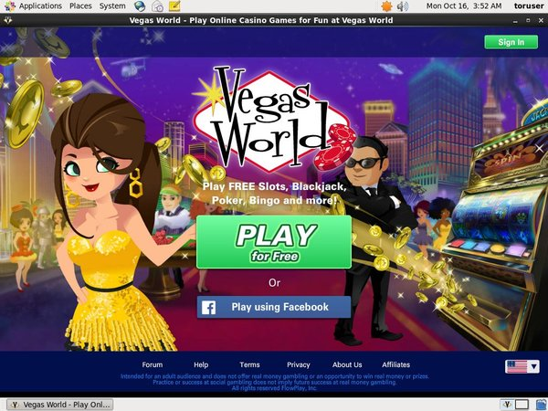 Vegasworld Highroller Bonus