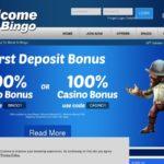 Welcome Bingo Depósito