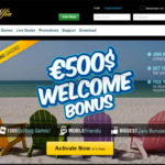 Welcome Bonus Paradise Win