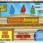 Welcome Cluckybingo Bonus