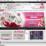 White Rose Bingo Today Games