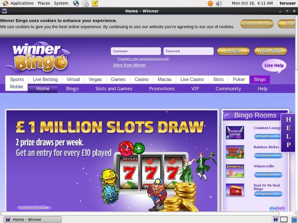 Winner Bingo Best Bingo Sites