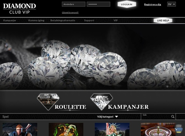 Diamond Club Limited Bonus