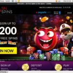 Free Bets Sinspins