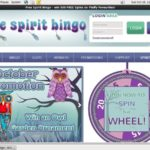 Free Spirit Bingo Pay