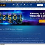 Sign Up Cashino